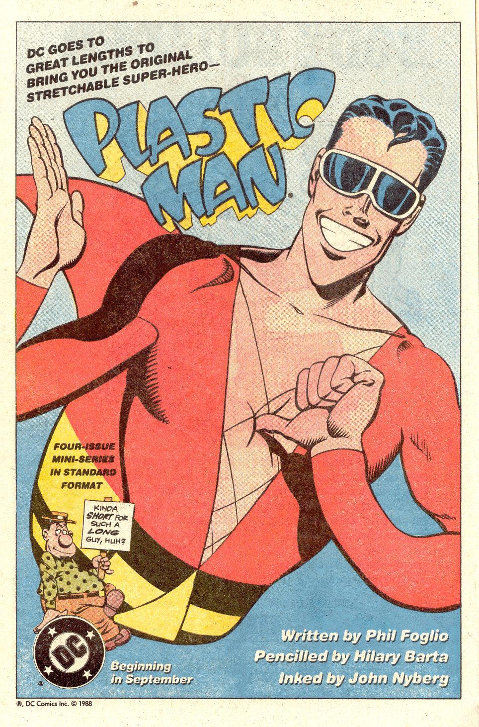 Read online Secret Origins (1986) comic -  Issue #33 - 6
