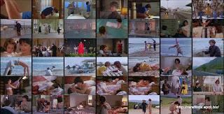 Уик-энд на двоих / Un week-end sur deux. 1990. Full HD.