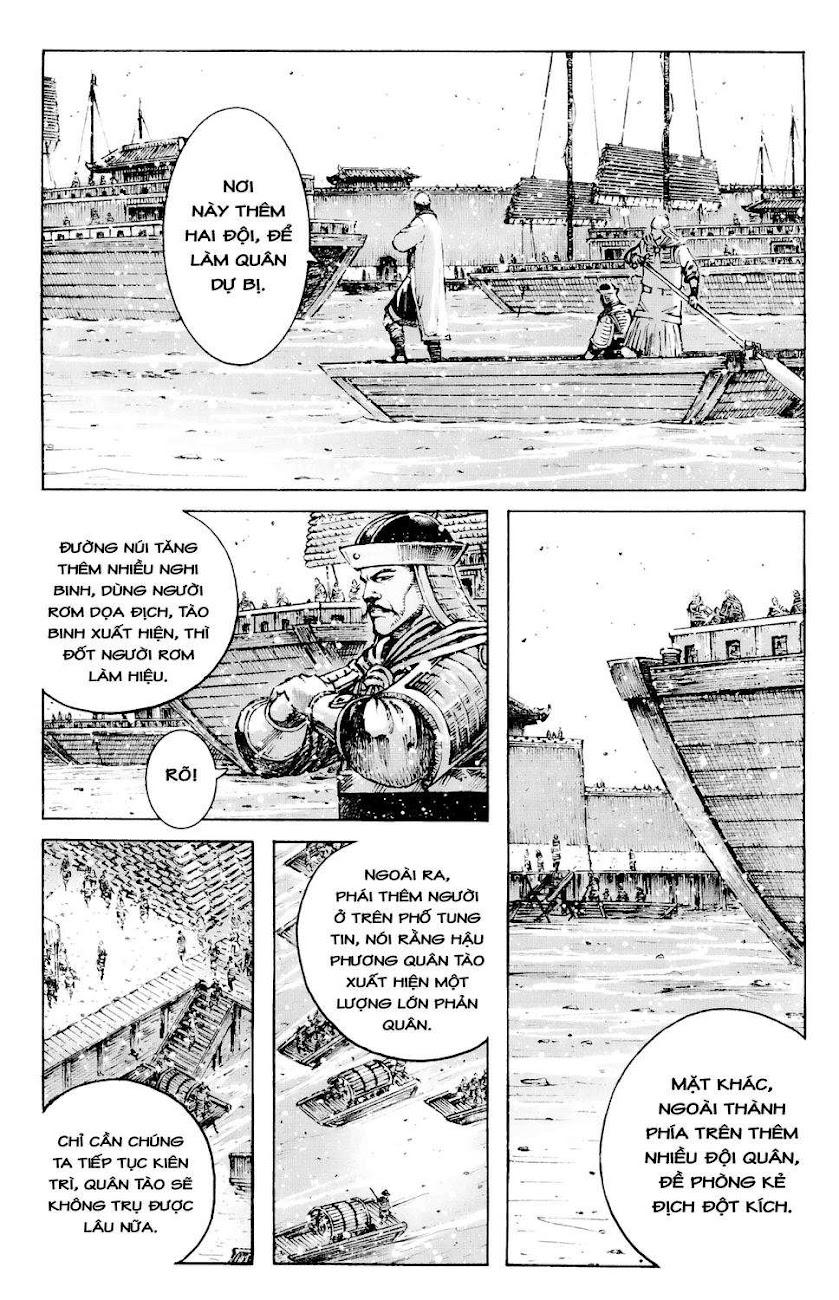 Hỏa phụng liêu nguyên Chương 397: Phụ trợ quân sư [Remake] trang 17