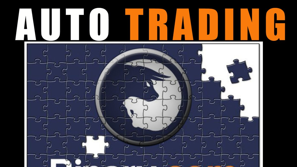 Trading bot for binary options