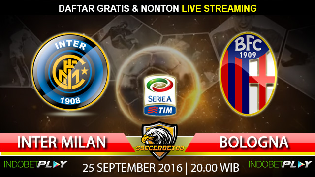 Prediksi Inter Milan vs Bologna 25 September 2016 (Liga Italia)