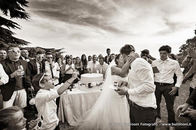 Fotografo Matrimonio Castello degli Angeli Bergamo