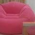 VENDO Sillon Inflable Puff Fiacas Intex Modelo Beanless gamuzado