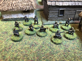 15mm German infantry for Chain of Command