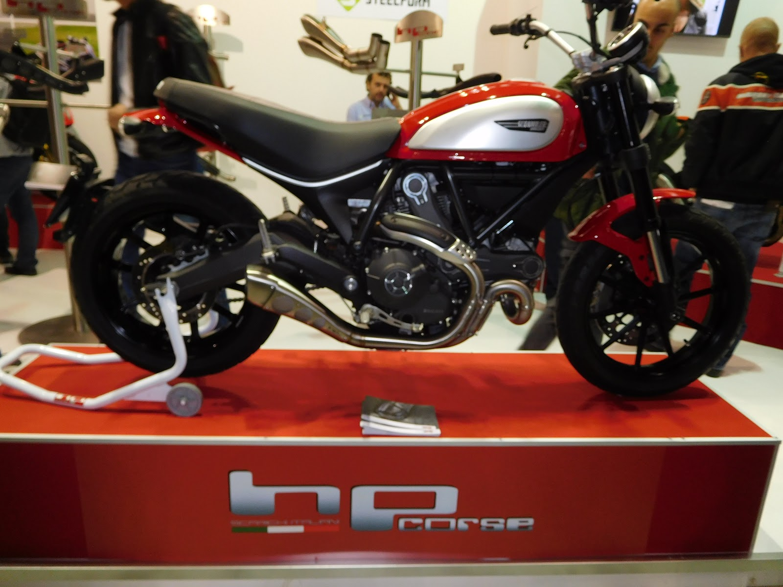 Ducati HP Corse Ducati Scrambler