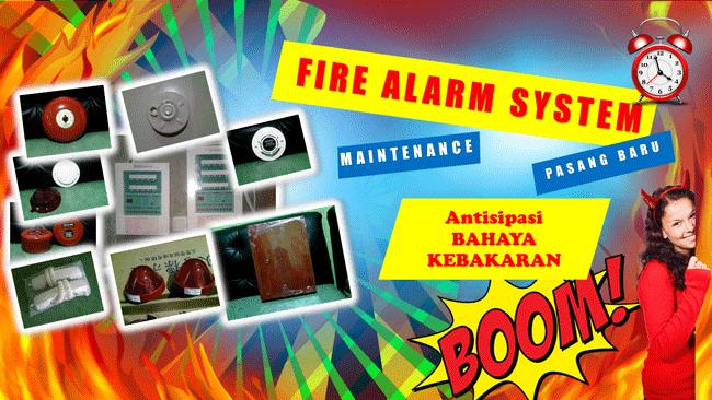Maintenance Fire Alarm System Kebakaran Gedung Bertingkat