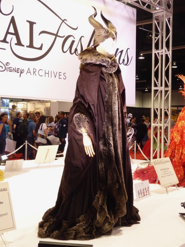 Angelina Jolie Maleficent film costume