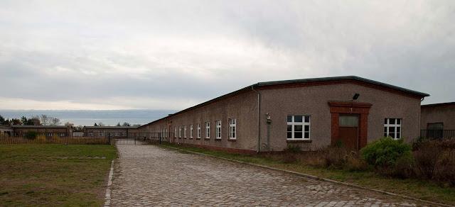 Barracones Sachsenhausen
