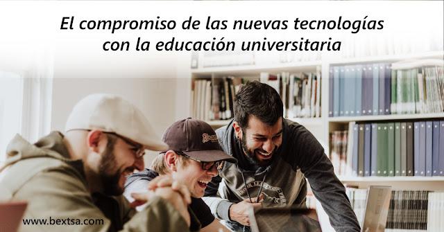 el compromiso con las educación universitaria