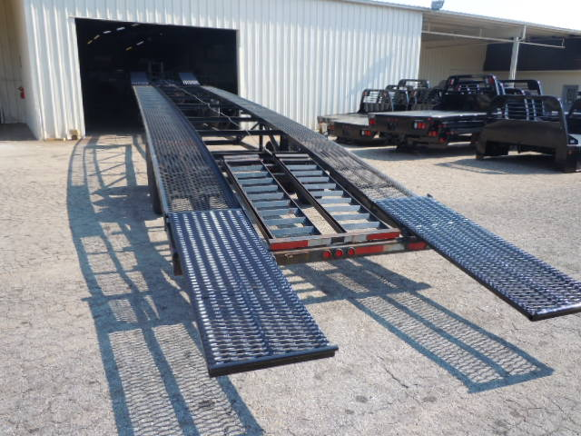 Car Hauler Ramp Extensions