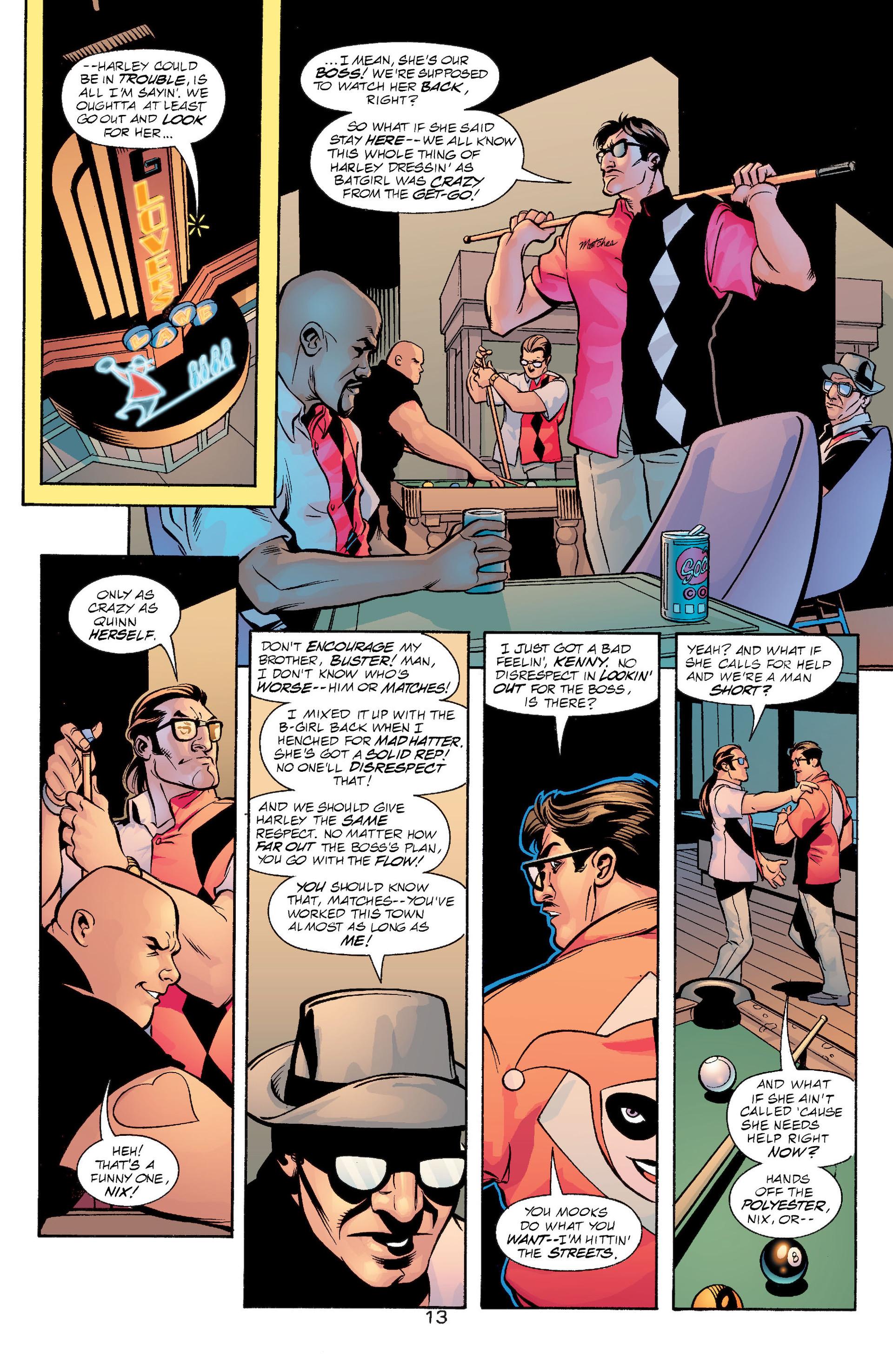 Harley Quinn (2000) Issue #11 #11 - English 14