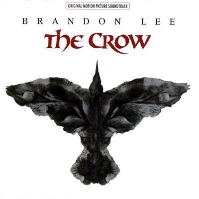 The Crow OST (Super Deluxe) 3CD Mp3 320 Kbps