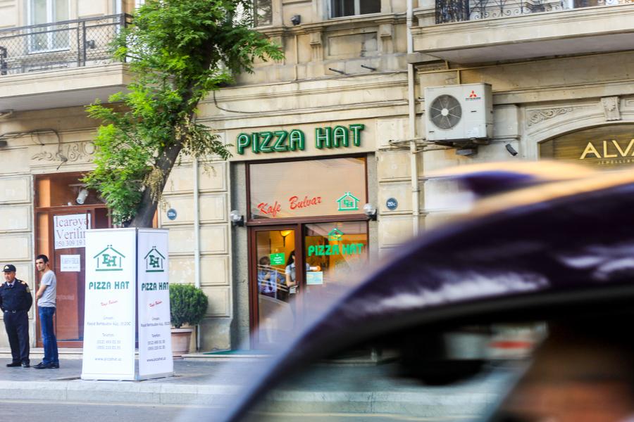 Отдых Баку отзывы транспорт путешествие Kate&Stuff