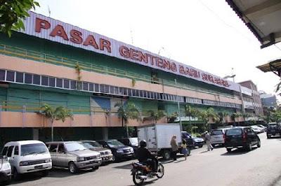 Pasar Genteng Surabaya