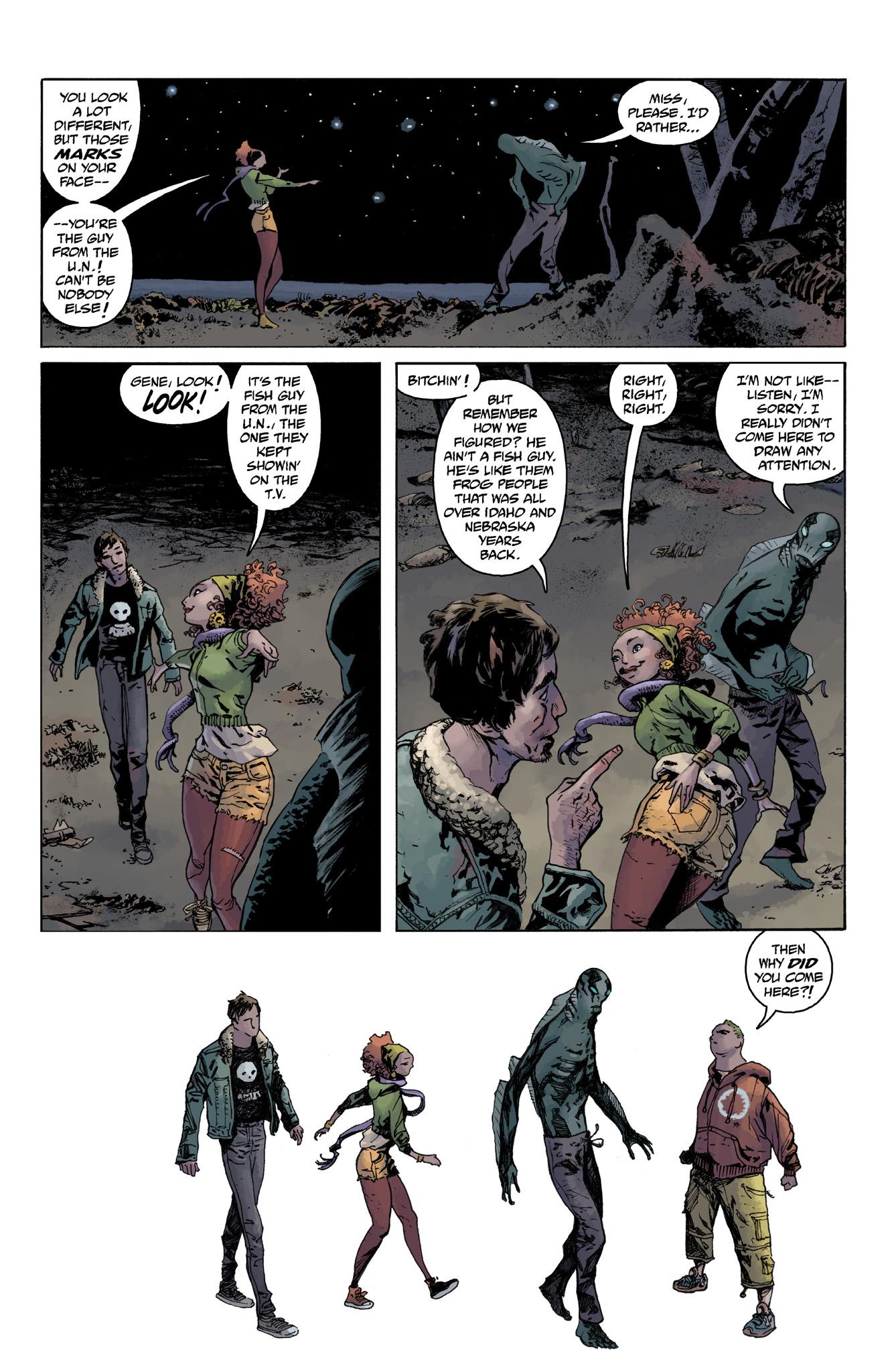 Read online Abe Sapien comic -  Issue #4 - 13