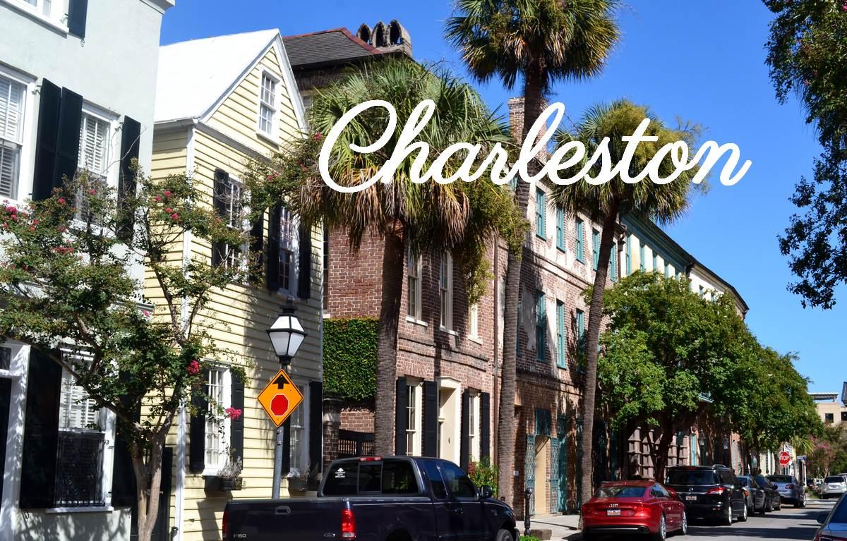 rues de Charleston