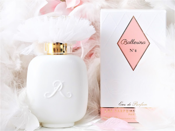 Ballerina N°4 Les Parfums de Rosine - Le Cygne Blanc de Tchaïkovski