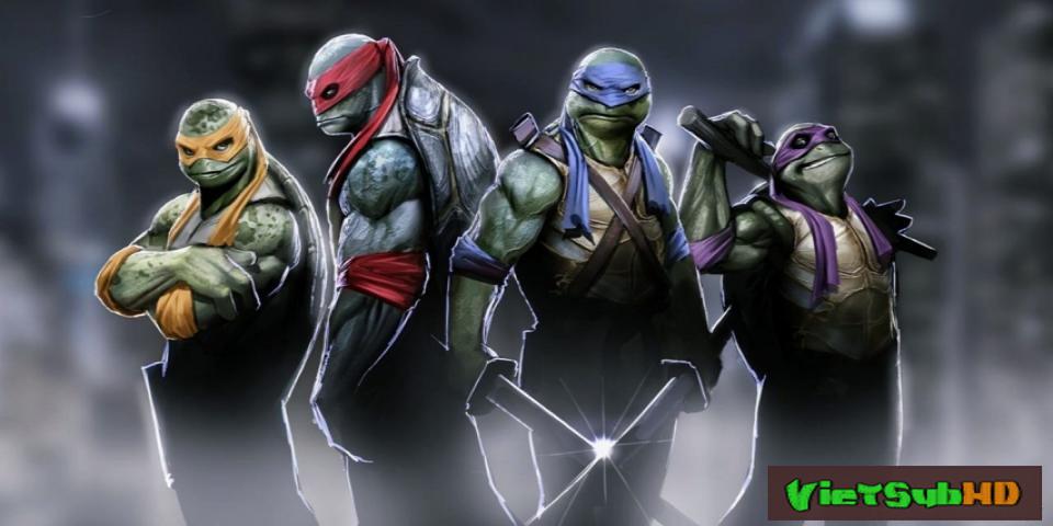 Phim Ninja rùa đột biến VietSub HD | Teenage Mutant Ninja Turtles 2014