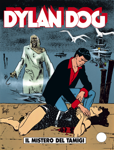 Dylan Dog (1986) 49 Page 1