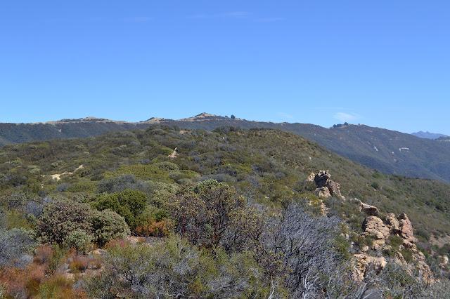 Flores Peak