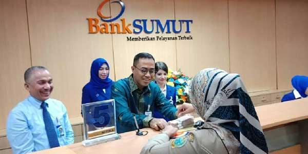 Alamat & Nomor Telepon Bank Sumut Kabupaten Samosir