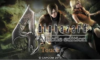 Residential Evil 4 Full Apk for Android