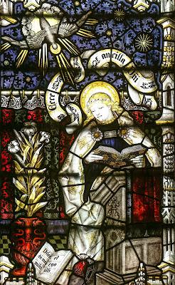 Anunciação do Senhor - Imagens, pinturas, ícones, vitrais