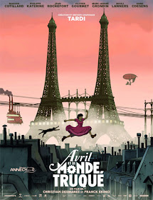 Avril et le monde truqué (April and the Twisted World) (2015)
