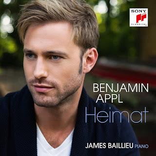 Benjamin Appl - Heimat - Sony Classical