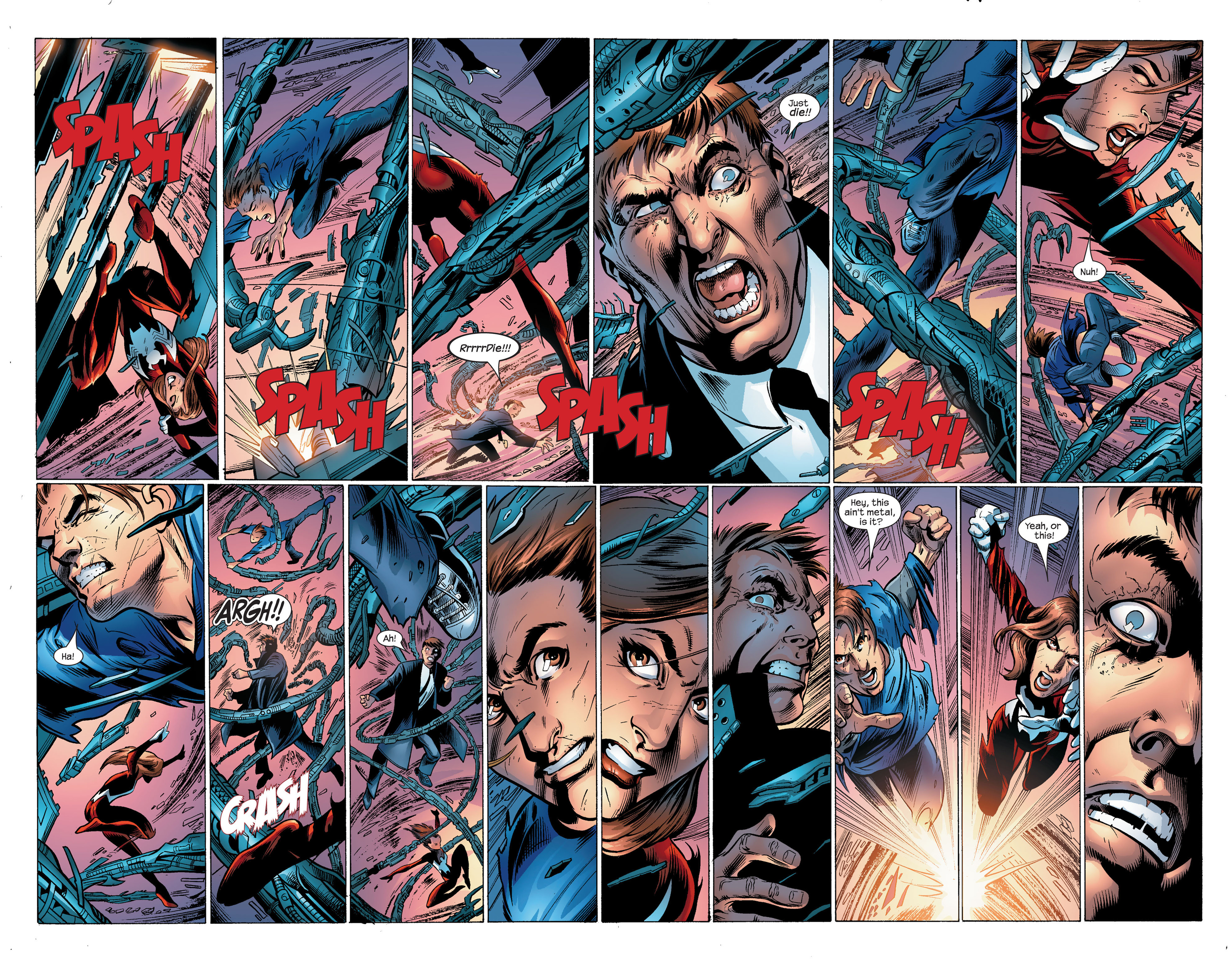 Read online Ultimate Spider-Man (2000) comic -  Issue #104 - 17