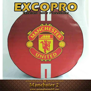 Cover Ban Custom Red Devils Manchester United