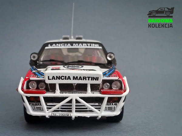 Vitesse Lancia Delta Integrale 16V Safari Rally 1991
