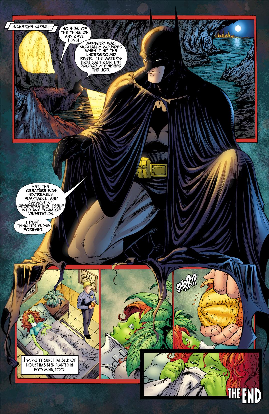 Detective Comics (1937) 823 Page 21
