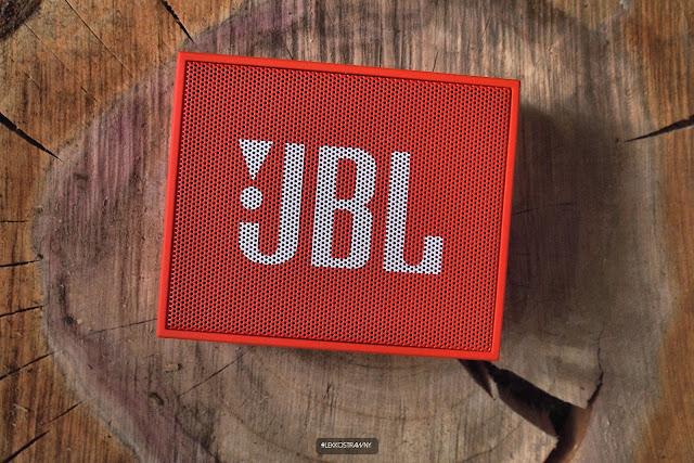 JBL GO – recenzja mobilnego głośnika na każdą kieszeń