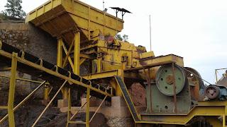 Stone Crusher Plant Lengkap