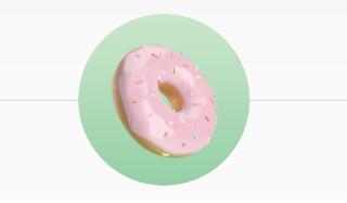 Gambar Android 1.6 Donut