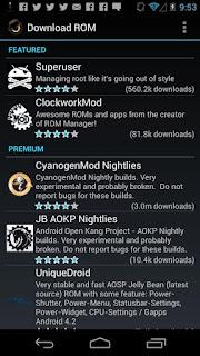 ClockWorkMod Pro APK V 5.5.37 Free Download