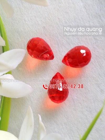 Nguyen lieu hoa pha lê tại Trúc Bạch