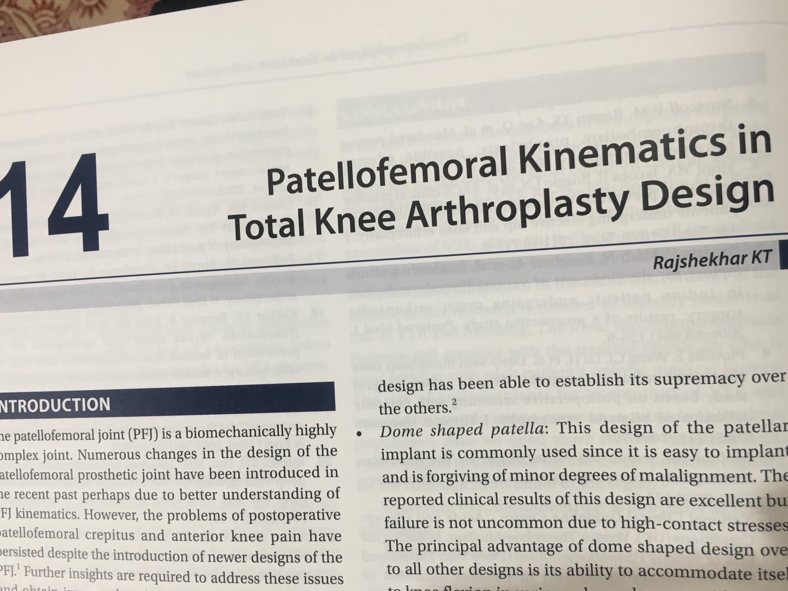 Dr  Rajashekar K T - Best Joint, Hip and Knee Replacement