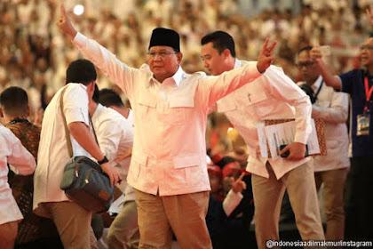 """""""Sudah Takdirnya Prabowo akan Menang"""""""