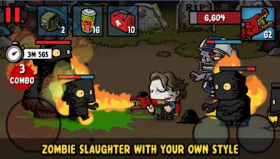 zombie age 3 cheat mod apk