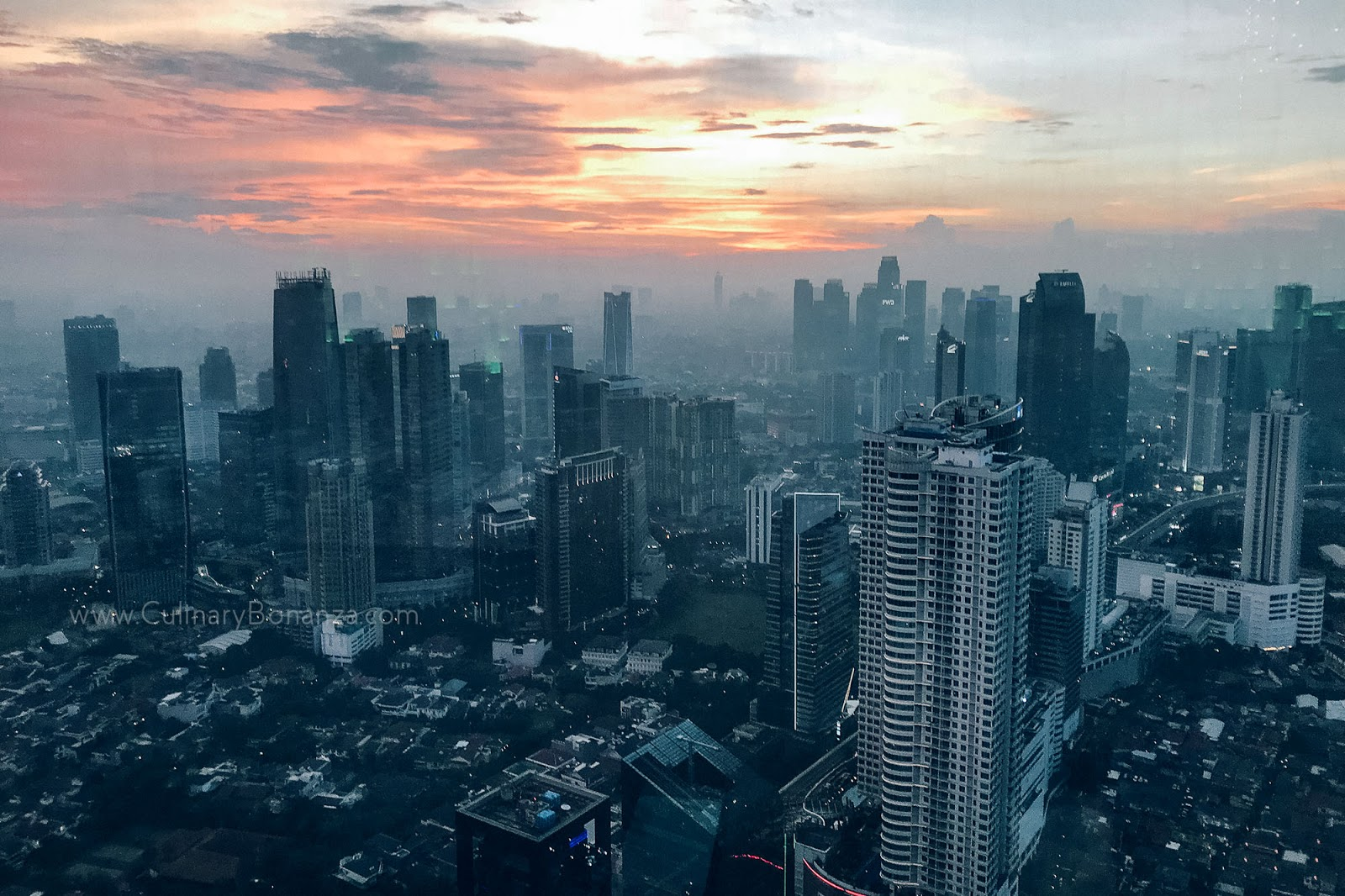 Henshin The Westin Jakarta (www.culinarybonanza.com)