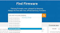 download firmware Samsung GALAXY A3 -