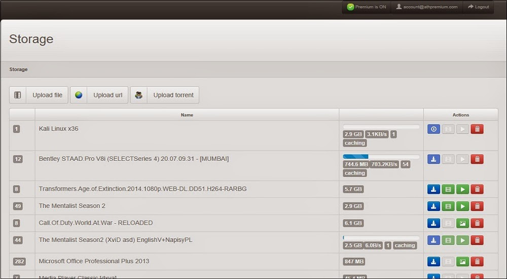 ByteBX Premium Account 2014 Free - Download Torrents with IDM [Updated] | By ATH Team