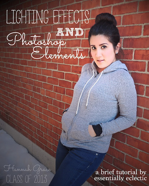 Photoshop Elements Lighting Effects