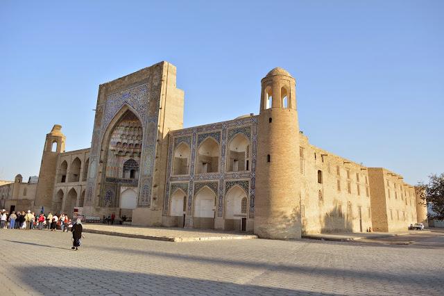 Abdulaziz-Khan Medresesi,Özbekistan