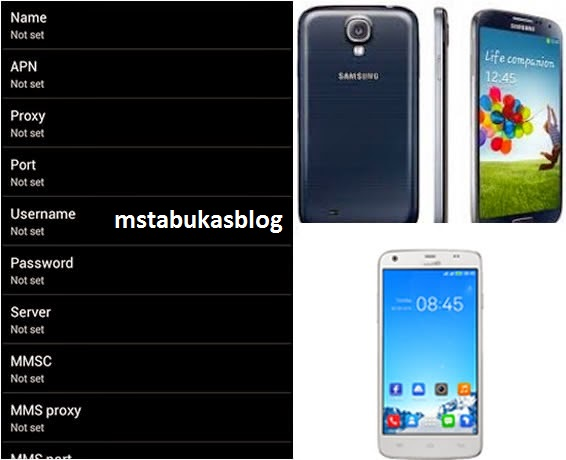 Manual Internet Configuration for All Android Devices (MTN