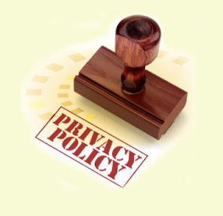 Cara cepat membuat laman Privacy Police