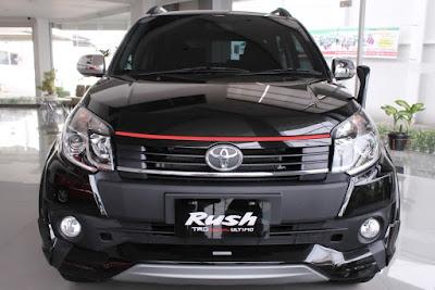 Simulasi Kredit Toyota Rush