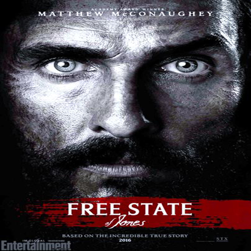 The Free State Of Jones Poster Film